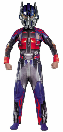 Transformers Optimus Prime Movie Classic Child Costume