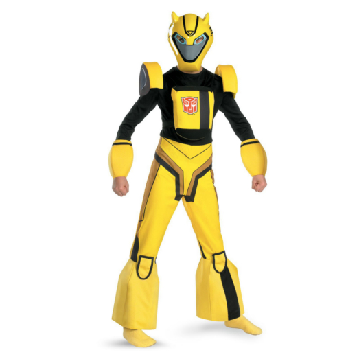 Transformers Animated Bumblebee Deluxe Child Costume