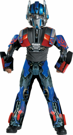 Transformers Optimus Prime Movie 3-D Deluxe Child Costume
