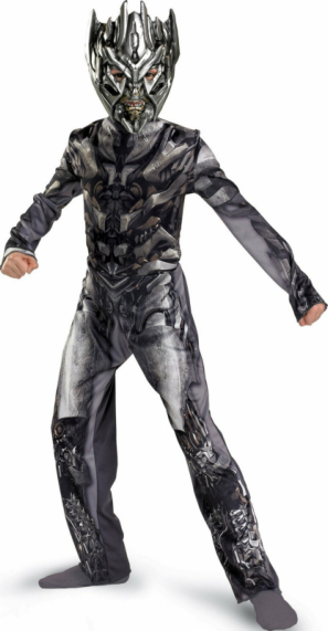 Transformers Megatron Child Costume