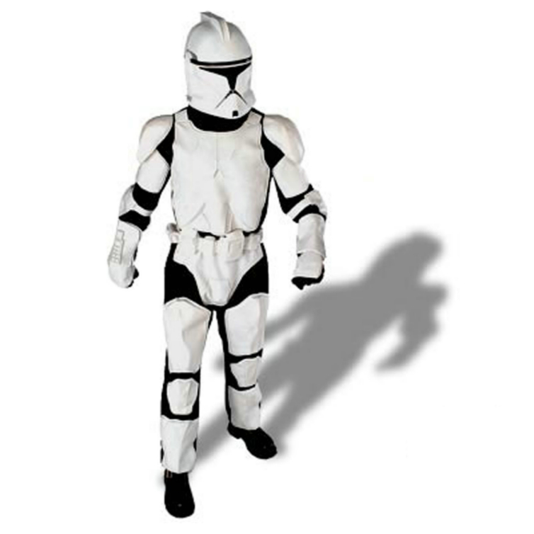 Star Wars Clone Trooper Adult Costume