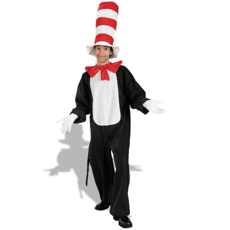 Cat in the Hat Movie Adult Costume