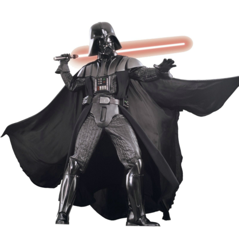Star Wars Darth Vader Collector's (Supreme) Edition Adult Costu