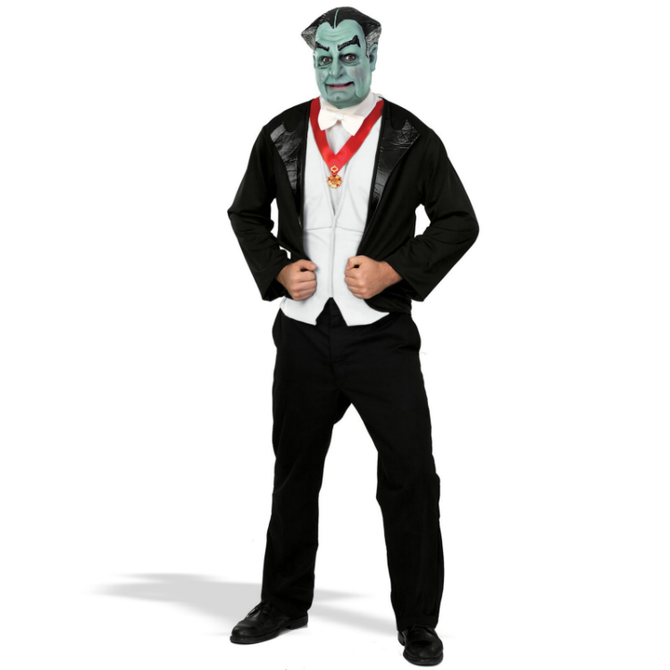 The Munsters Grampa Munster Adult Costume