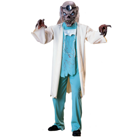 Crypt Keeper Doctor Adult Costume