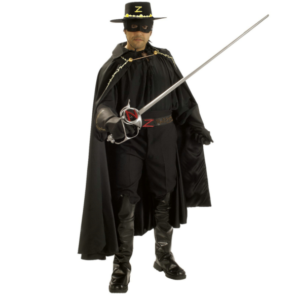 Zorro Grand Heritage Collection Adult