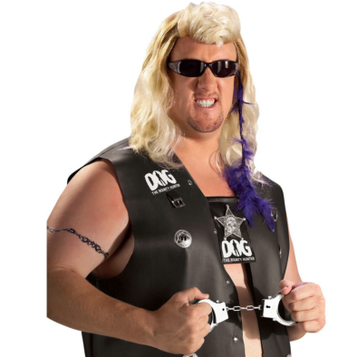 Dog The Bounty Hunter - Dog Costume Kit