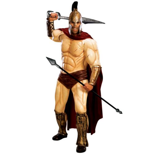 300- Collector Spartan Adult Costume