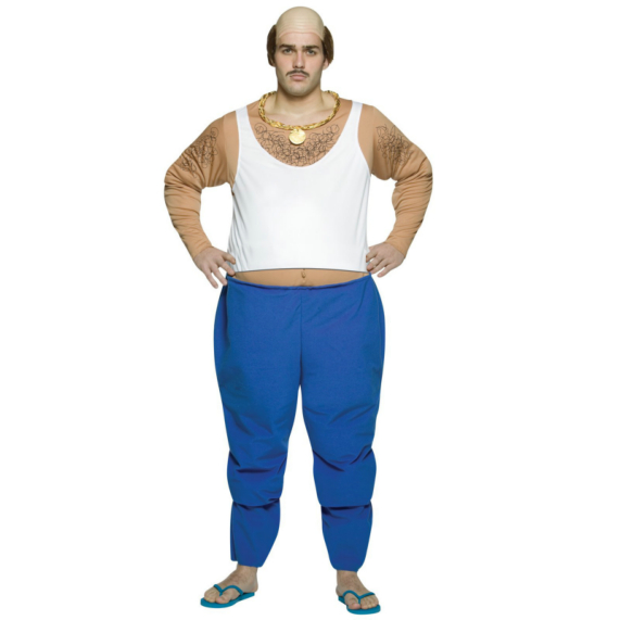 Aqua Teen Hunger Force - Carl Adult Costume