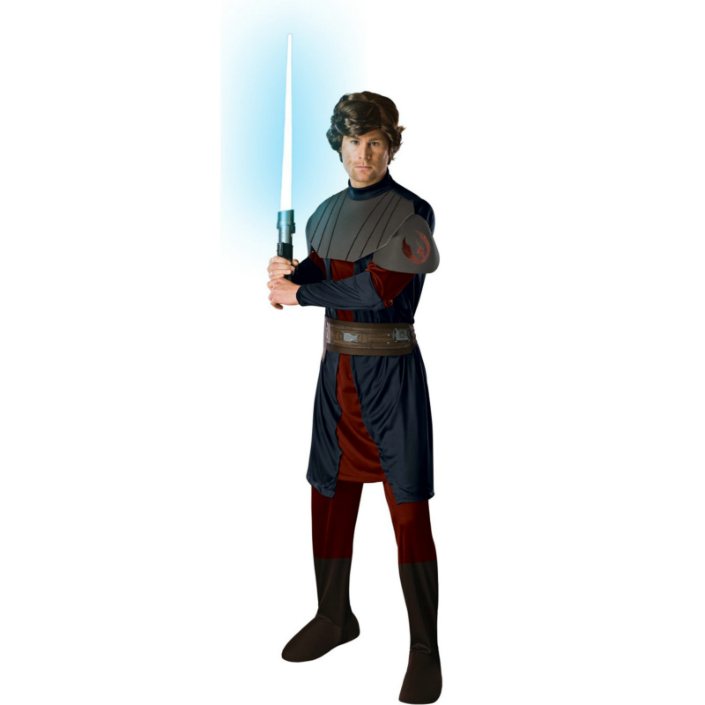 Star Wars Animated Anakin Skywalker Adult Costume