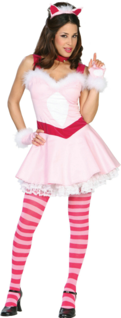 The Cheshire Kitten Adult Costume