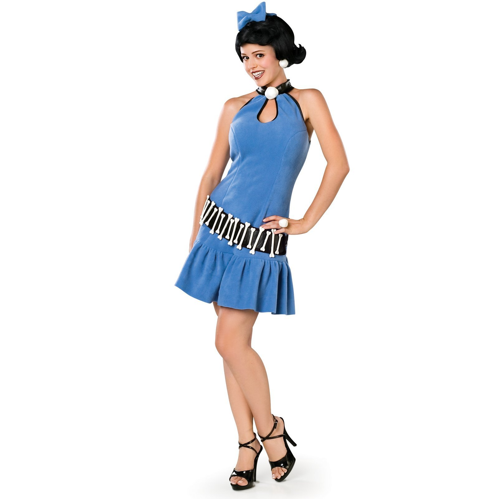 The Flintstones Betty Adult Plus Costume