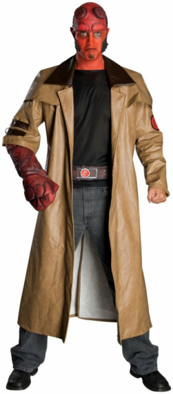 Hell Boy Adult Costume