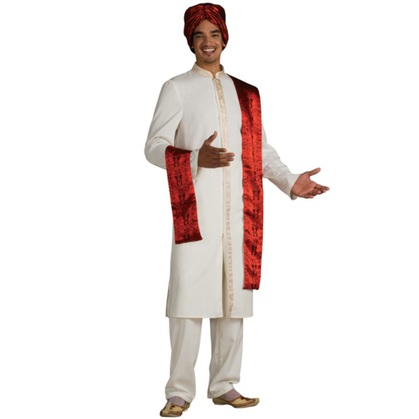 Bollywood Guy Deluxe Adult Costume
