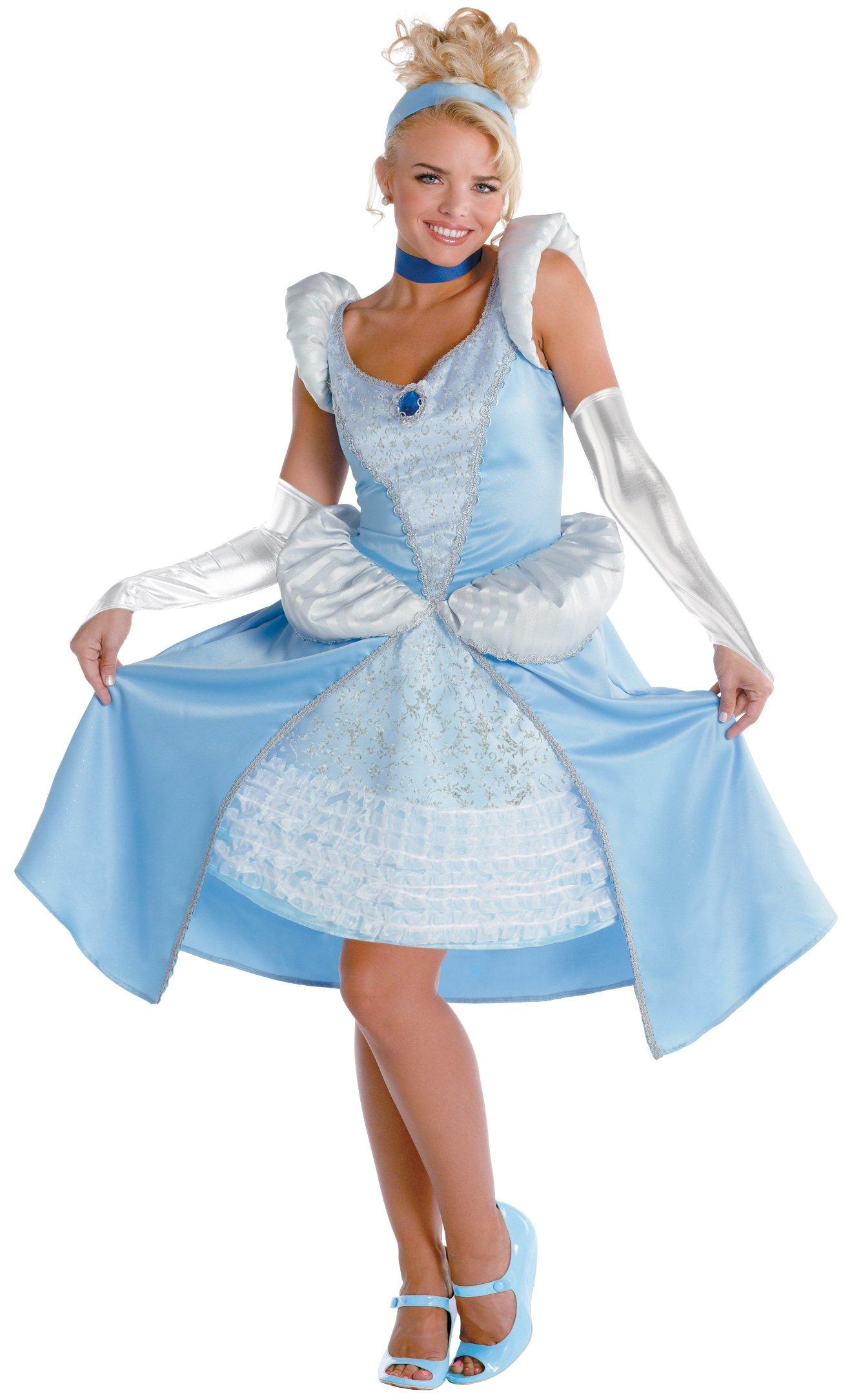 Карнавальный костюм Золушки своими руками: описание
