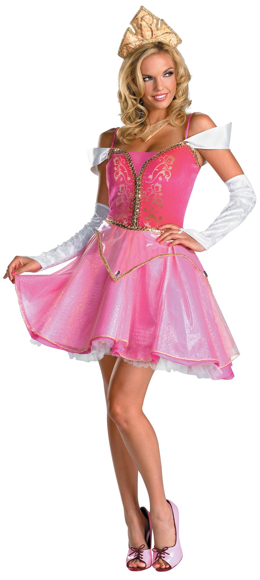 Sleeping Beauty Aurora Prestige Teen/Adult Costume