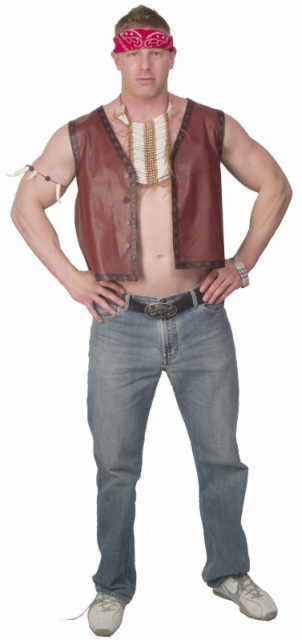 Warriors Adult Costume