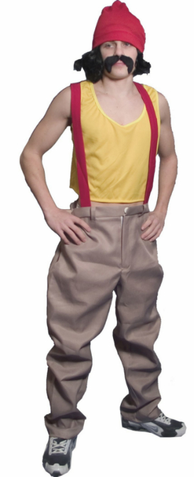 Cheech Deluxe Adult Costume