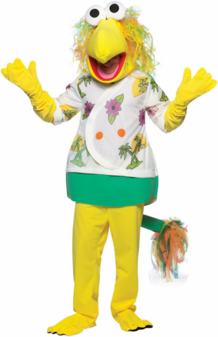 Fraggle Rock Wembley Adult Costume
