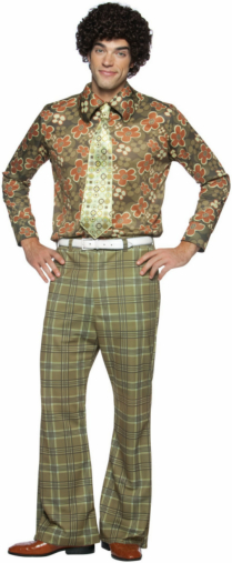 Brady Bunch Mike Brady Adult Costume