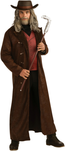 Jonah Hex - Quentin Turnbull Adult Costume