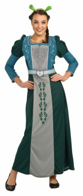 Shrek Forever After - Deluxe Princess Fiona Adult Costume