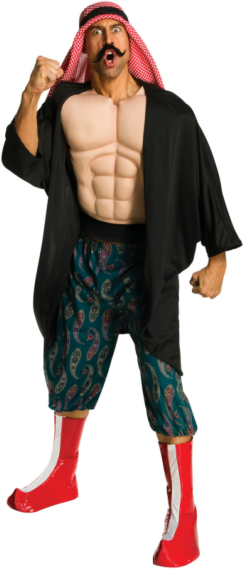 WWE - The Iron Sheik Adult Costume