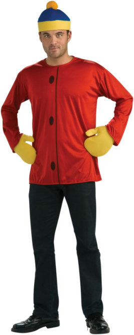 South Park - Cartman Adult Costume