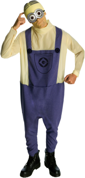 Despicable Me - Minion Dave Adult Costume