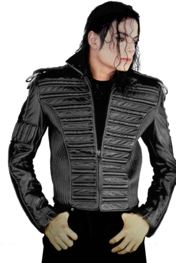 Michael Jackson Man in the Mirror Jacket Adult Costume