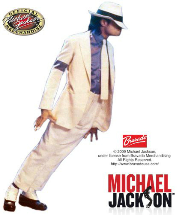Michael Jackson Smooth Criminal Adult Costume
