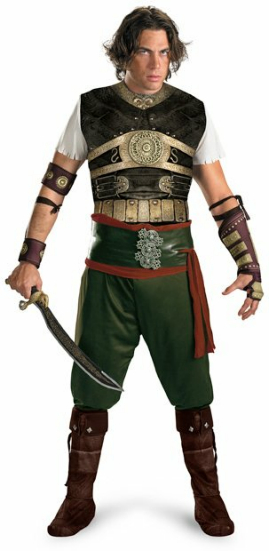 Prince Of Persia - Dastan Deluxe Adult Costume