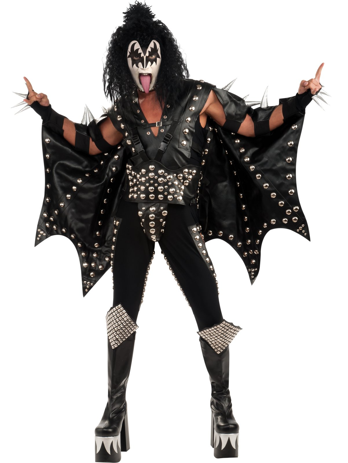 KISS - The Authentic Demon Adult Costume