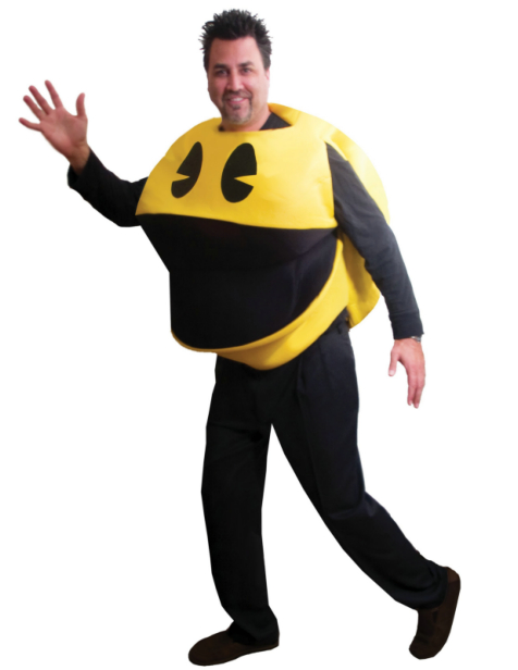 Pac-Man Deluxe Adult Costume
