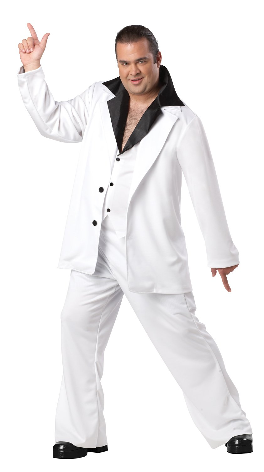 Saturday Night Fever Adult Plus Costume