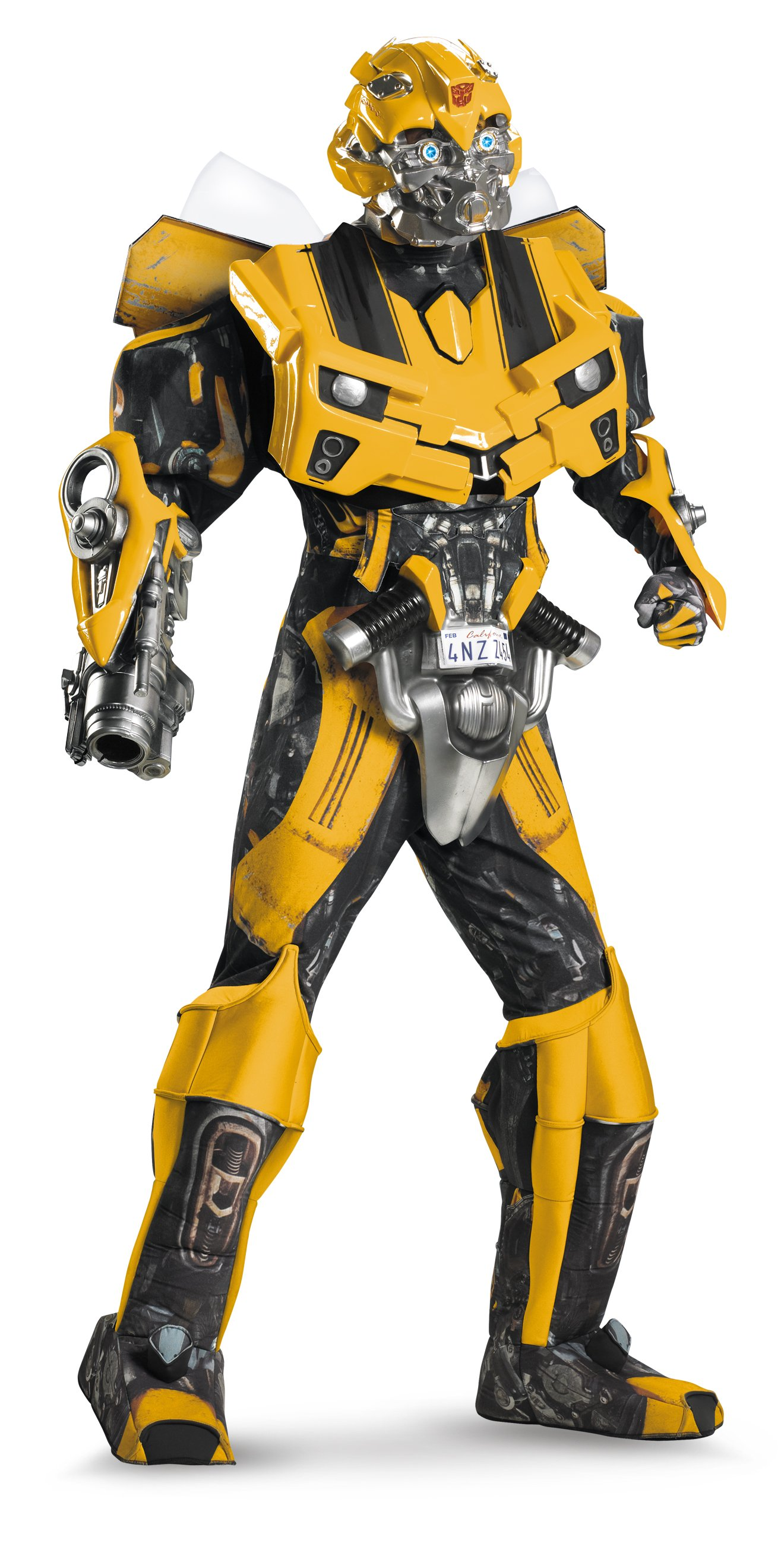 Transformers 3 Dark Of The Moon Movie - Bumblebee 3D Theatrical