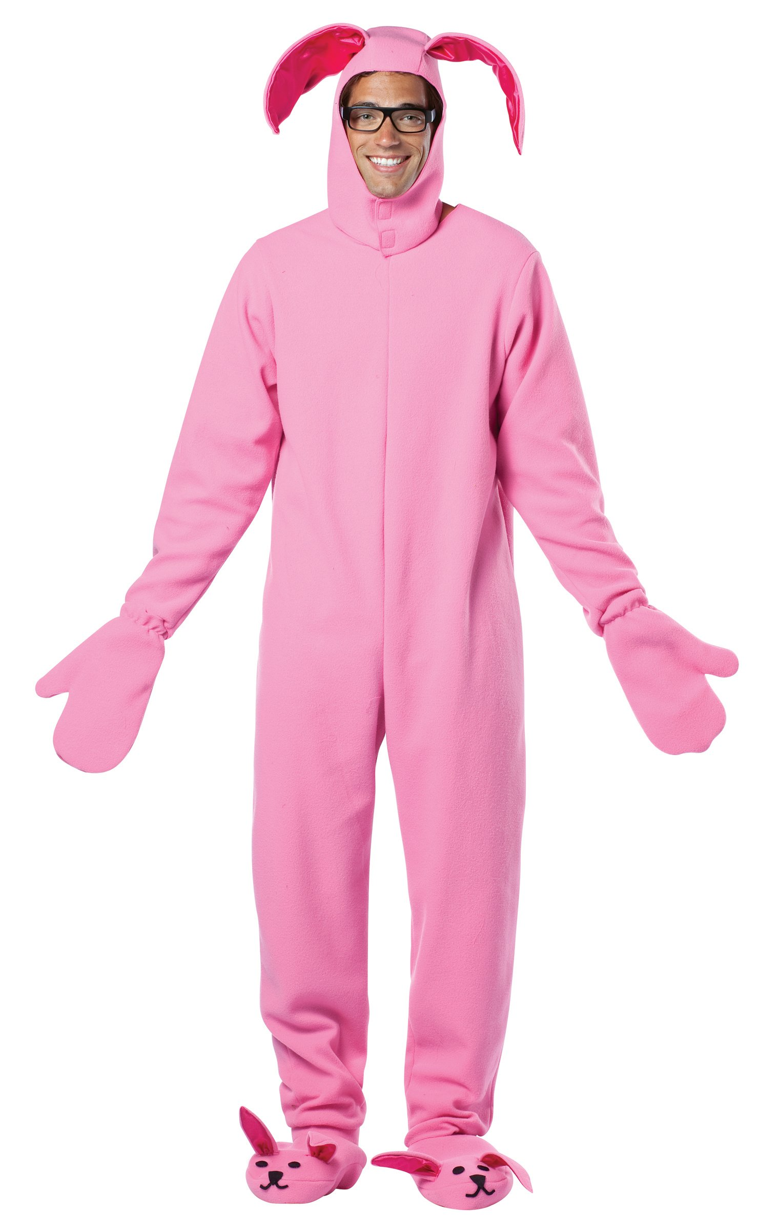 A Christmas Story - Bunny Suit Adult Costume