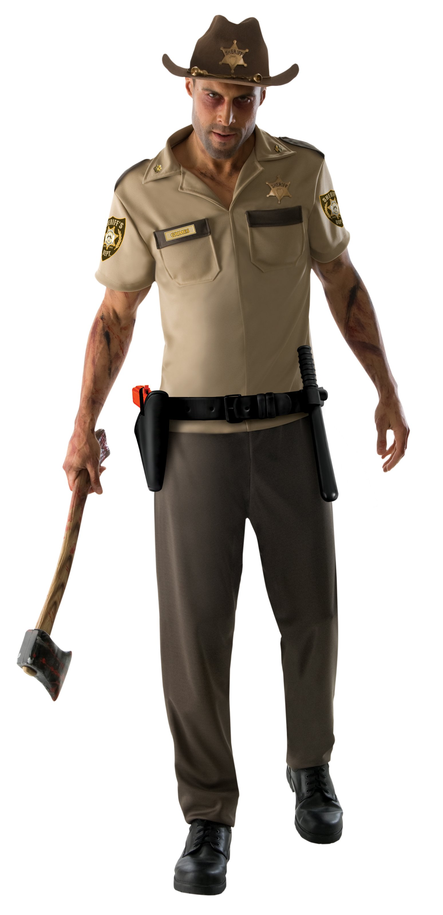 The Walking Dead - Rick Grimes Adult Costume