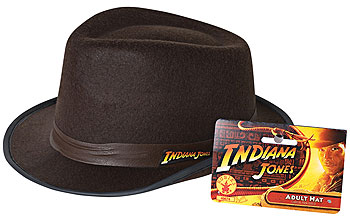 Indiana Jones Adult Hat