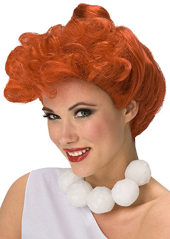 Wilma Flinestone Wig 85