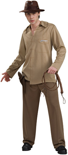 Indiana Jones Adult Costume