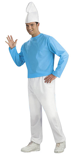 Adult Smurf Costume