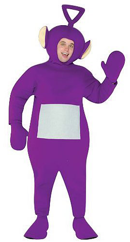 Adult Tinky Winky Costume