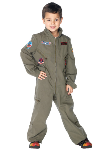 Top Gun Group Halloween Costumes