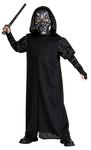 Kid's Death Eater Costume