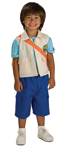 Deluxe Child Diego Costume