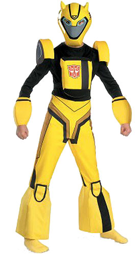 Child Deluxe Cartoon Bumblebee