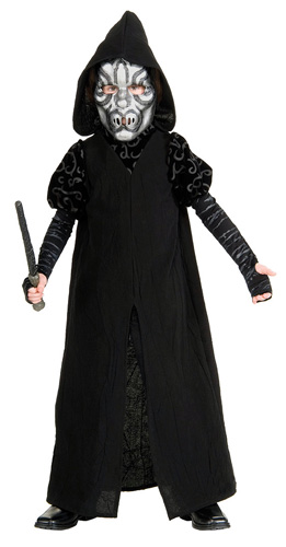 Child Deluxe Death Eater Costume