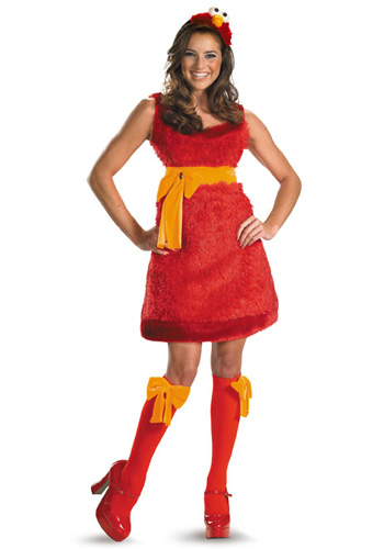 Sexy Elmo Costume