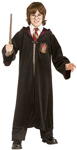 Authentic Child Harry Potter Costume - Click Image to Close